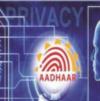 AADHAR AND DATA SECURITY