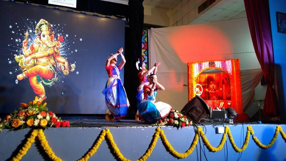 MP Baijayant Jay Panda encounters Odia cultural performance in Dubai